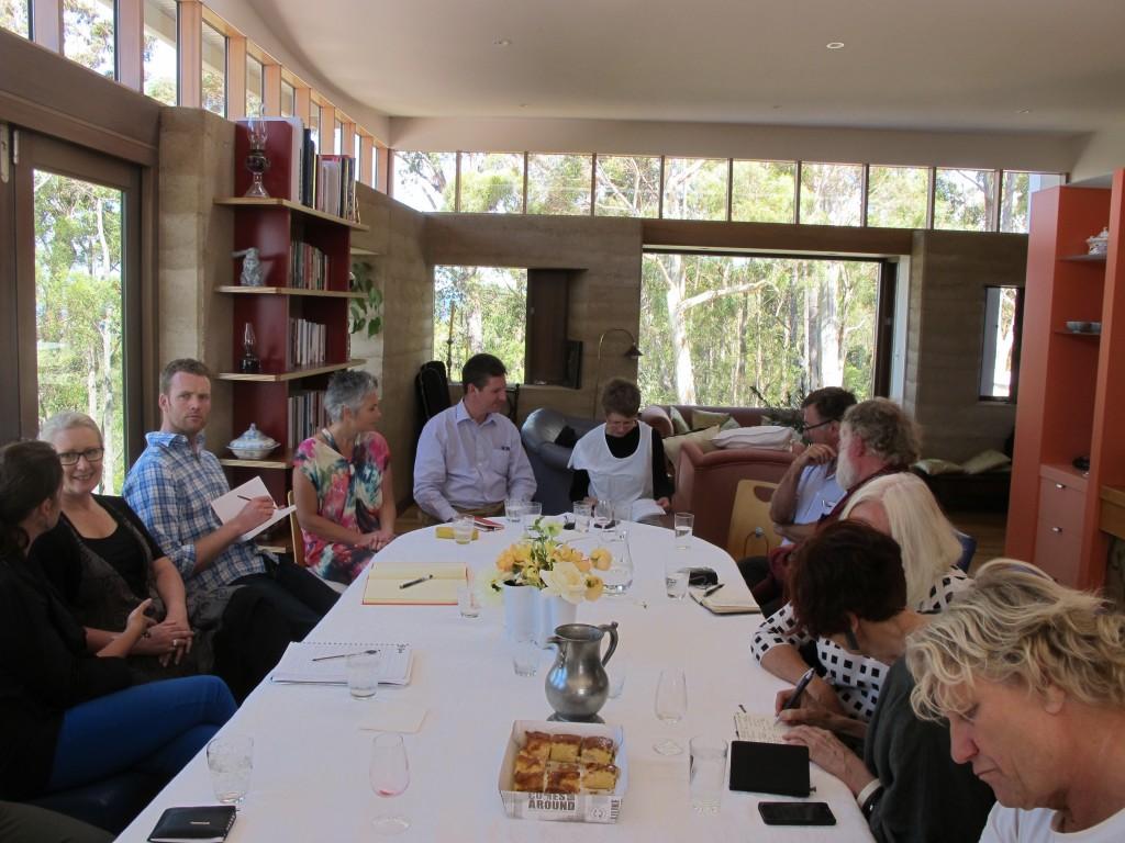 The Democratic Design workshop – with Esa Laaksonen of Finland's Alvar Aalto Academy and Australian design leaders